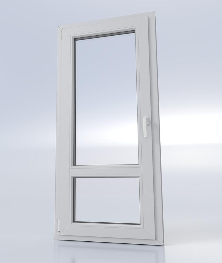 Porte Fenêtre PVC   Sur Mesure