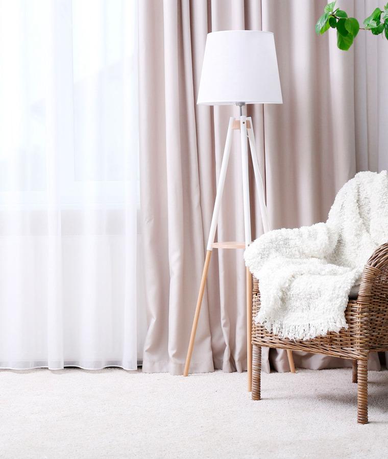 Rideau voilage, rideaux sur mesure - Stores-discount.com