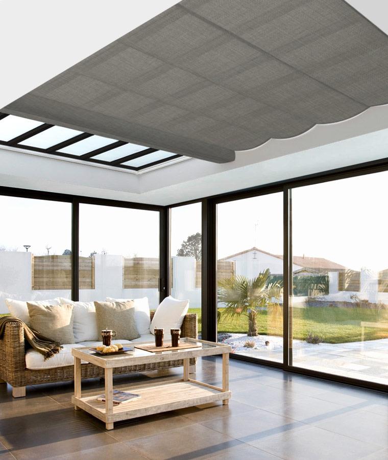 store v lum store plafond de v randa stores discount. Black Bedroom Furniture Sets. Home Design Ideas